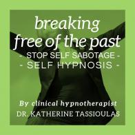 Stop Self Sabotage CD Cover