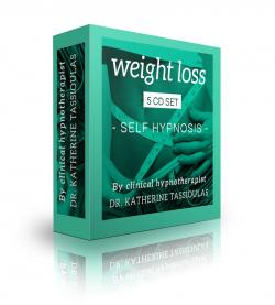 Weight Loss CD Cover
