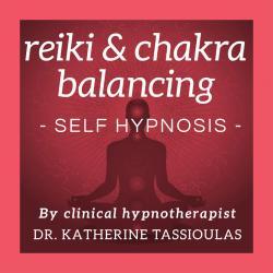 Reiki & Chakra Balancing CD Cover